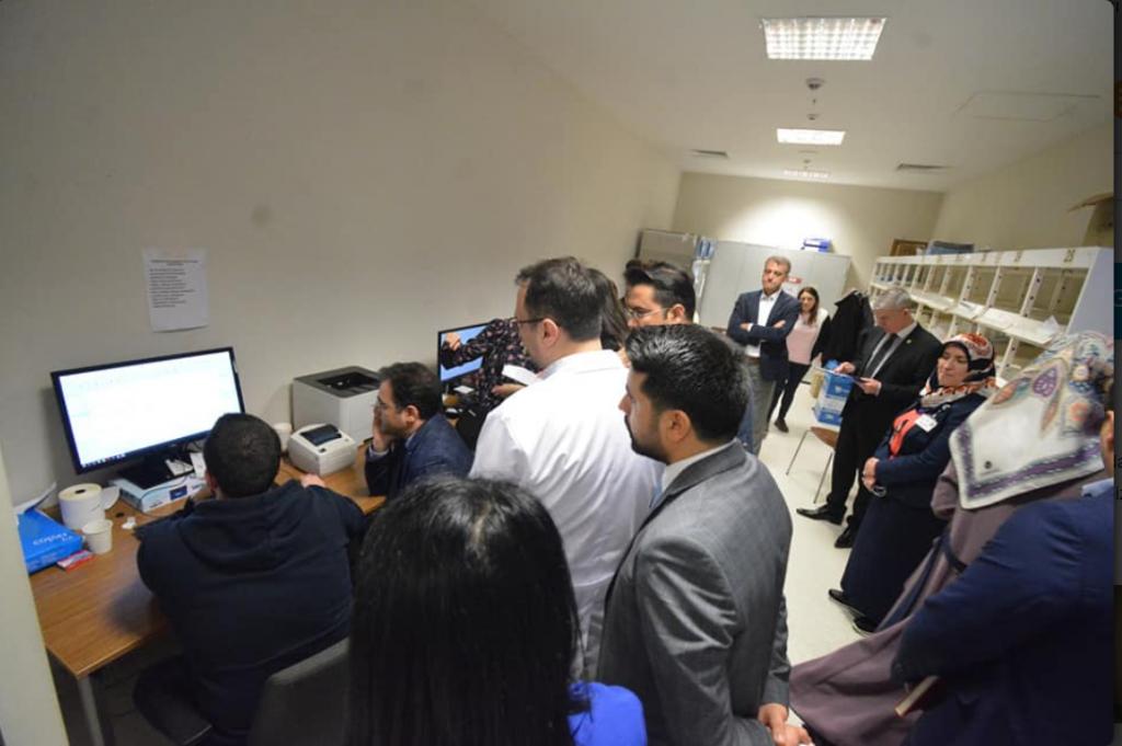 Yenilenen 2018 HIMSS EMRAM Kriterlerine Göre Türkiye'de HIMSS STAGE 6 Akreditasyonunu Alan İlk Hastane Adana Şehir Hastanesi Oldu.